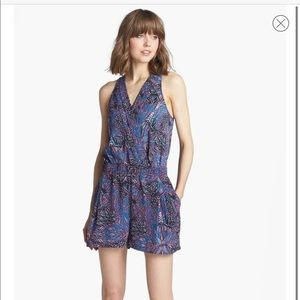 Trouve Tropical Romper
